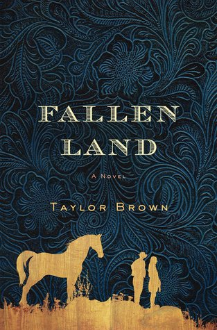 Fallen Land by Taylor Brown Cover